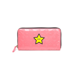 Nintendo - Star Allaround Zipper Bifold Girls Wallet