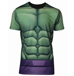 Marvel - Sublimated Hulk Men's T-shirt
