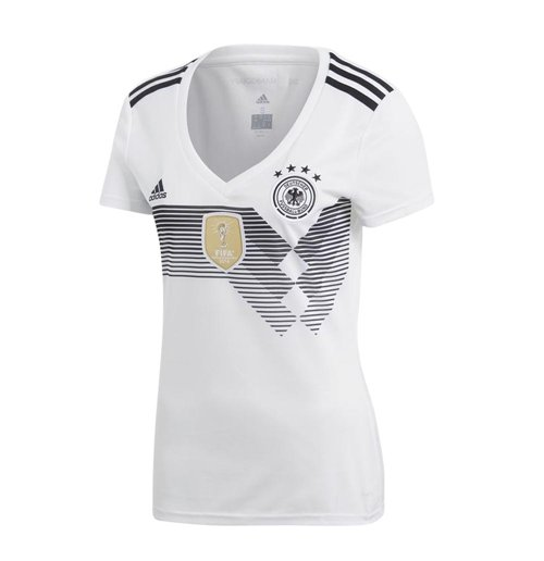 2018-2019 Germany Home Adidas Womens Shirt