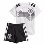2018-2019 Germany Home Adidas Baby Kit