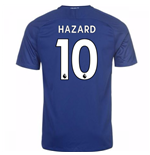 2017-18 Chelsea Home Shirt (Hazard 10) - Kids