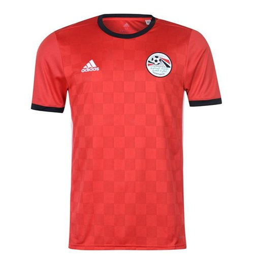 2018-2019 Egypt Home Adidas Football Shirt
