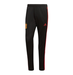 2018-2019 Spain Adidas Training Pants (Black)