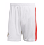 2018-2019 Russia Home Adidas Football Shorts (White)
