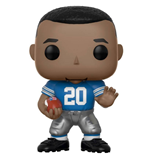 NFL POP! Football Vinyl Figure Barry Sanders (Detroit Lions) 9 cm