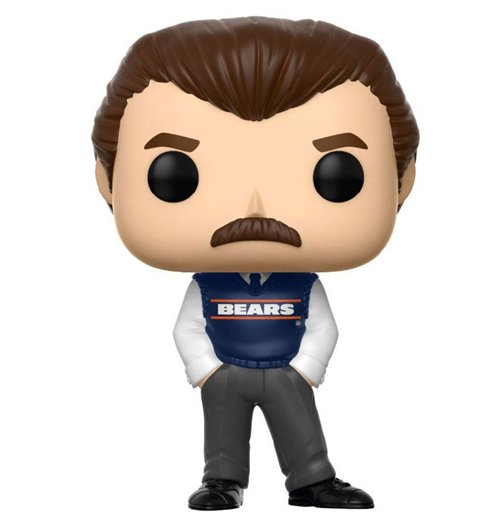 Buy Nfl Pop Football Vinyl Figure Coach Mike Ditka