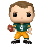 NFL POP! Football Vinyl Figure Brett Favre (Green Bay Packers) 9 cm