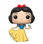 Snow White and the Seven Dwarfs POP! Disney Vinyl Figure Snow White 9 cm