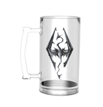 The Elder Scrolls V Skyrim Stein Dragon Symbol
