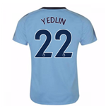 2017-18 Newcastle Away Shirt (Yedlin 22)