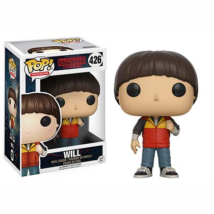 STRANGER THINGS Funko Pop Will Vinyl Figure