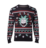 Rick and Morty - Let's Get Schwifty Christmas Sweater