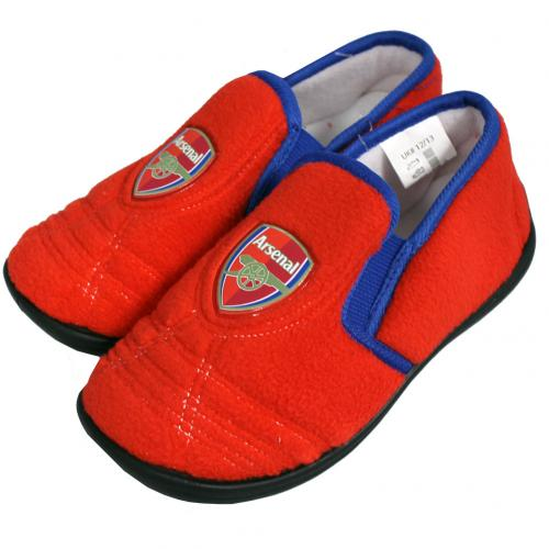 Arsenal F.C. Junior Slippers 1/2