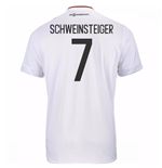 2017-18 Germany Home Shirt (Schweinsteiger 7)