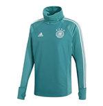 2018-2019 Germany Adidas Warm Up Top (Green)