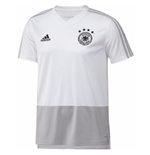 2018-2019 Germany Adidas Training Shirt (White)