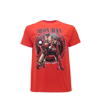 Iron Man T-shirt Avengers Marvel