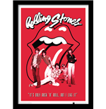 The Rolling Stones Print 284601