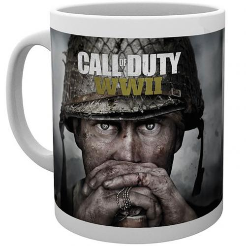 Call Of Duty WWII Mug