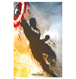Captain America Poster 285110