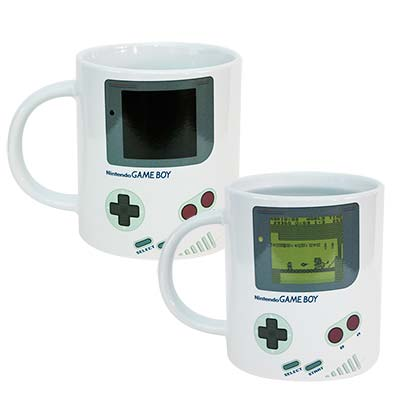 Gameboy Heat Reveal Coffee Mug