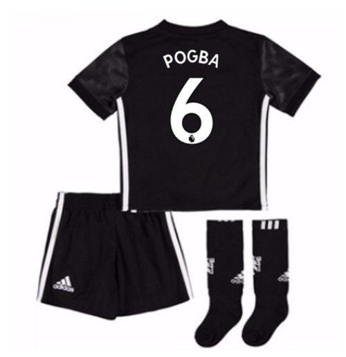 2017 18 Man Utd Away Mini Kit Pogba 6 For Only C 127 47