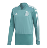2018-2019 Germany Adidas Training Top (Green)