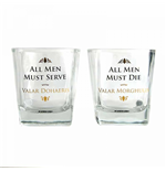 Game Of Thrones - All Men Tumbler Glass Set