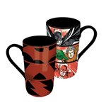 DC Comics Heat Change Latte-Macchiato Mug Justice League