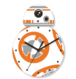 Star Wars Episode VII Wall Clock BB-8