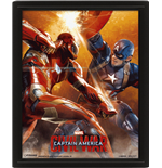 Captain America Poster 286491