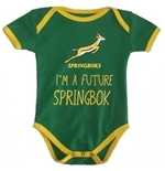 South Africa Rugby Baby Bodysuit 286609