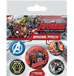 The Avengers Pin 286913