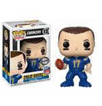 NFL POP! Football Vinyl Figure Philip Rivers (Los Angeles Chargers) 9 cm