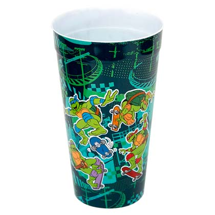 TEENAGE MUTANT NINJA TURTLES Characters Cup