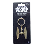 Star Wars Keychain - Episode VIII - Tie Fighter