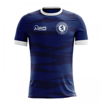 2018-2019 Scotland Home Concept Football Shirt