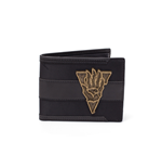 The Elder Scrolls - Morrowind Metal Badge Bifold Wallet