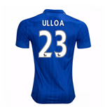 2016-17 Leicester City Home Shirt (Ulloa 23)