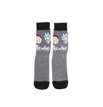 Rick & Morty Socks Big Faces Crew