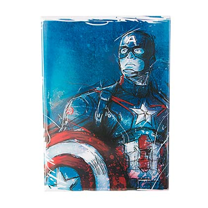 CAPTAIN AMERICA Pose Magnet