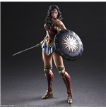 Wonder Woman Movie Play Arts Kai Action Figure Wonder Woman 25 cm