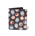 Rick & Morty - All Over Print Bifold Wallet