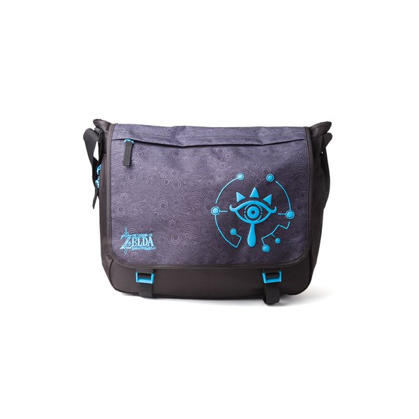 Zelda - Breath Of The Wild - Sheikah Eye Messenger Bag