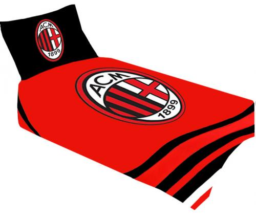 A.C. Milan Single Duvet Set PL