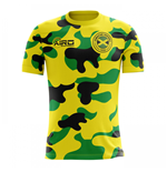 2018-2019 Jamaica Home Concept Football Shirt