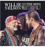 Vynil Willie Nelson - Willie's Stash Vol. 2