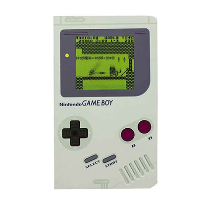 NINTENDO Gameboy Notebook