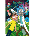 Rick and Morty Poster 288074