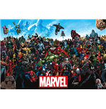 Marvel Superheroes Poster 288087